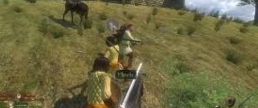 1. Mount and Blade