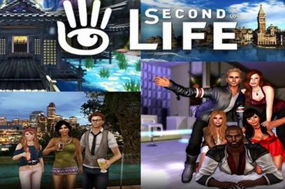 1. Second Life