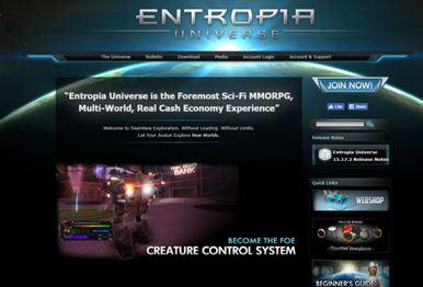 6. Entropia Universe