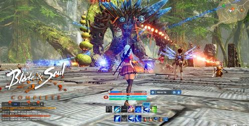 3. Blade And Soul