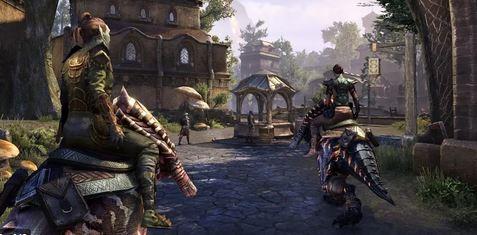 10. The Elder Scrolls Online