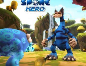 8. Spore Hero
