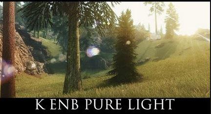 K ENB Pure Light