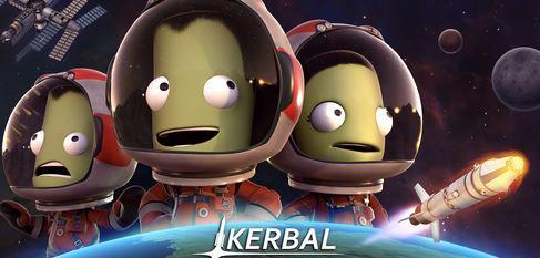 5. Kerbal Space Program