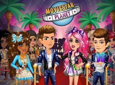 Games like Moviestar Planet