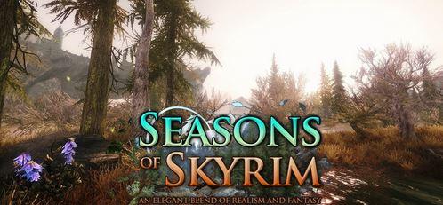 Seasons of Skyrim ENB