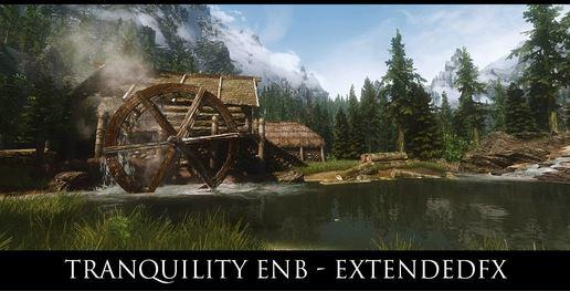 Tranquility ENB