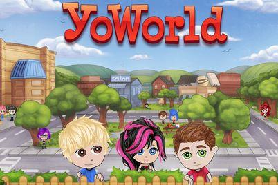 1. Yoville (YoWorld)