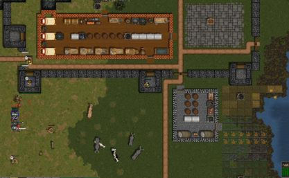 15 Games like Rimworld