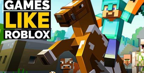 14 Games like Roblox