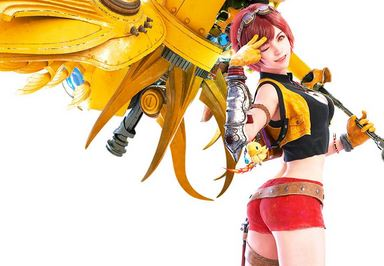 2. Final Fantasy: Brave Exvius