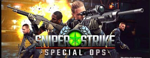 1. Sniper Strike