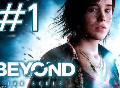 1. Beyond: Two Souls