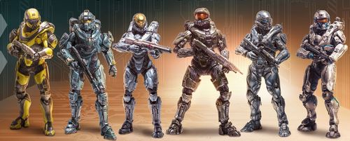 1. The Halo Series