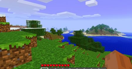 1. Minecraft