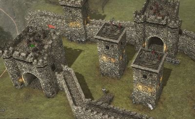3. Stronghold