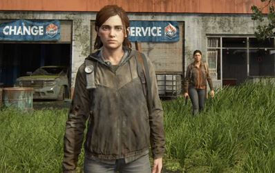 11. THE LAST OF US PART 2