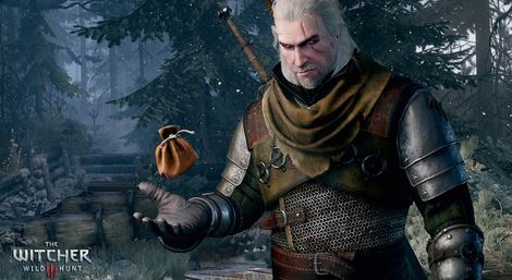 2. The Witcher 3: Wild Hunt