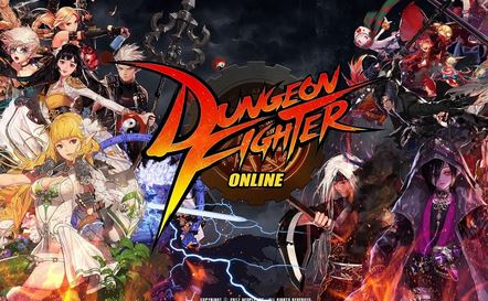 4. Dungeon Fighter Online