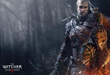 4. The Witcher 3: Wild Hunt