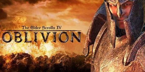 2. Elder Scrolls 4: Oblivion