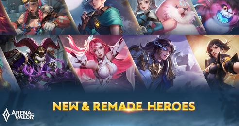 6. Arena of Valor