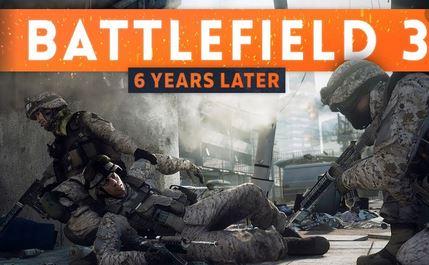 6. Battlefield 3