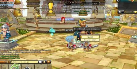 6. Dragon Saga