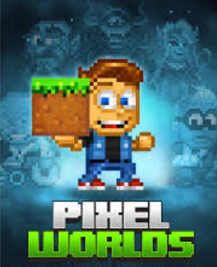 9. Pixel Worlds