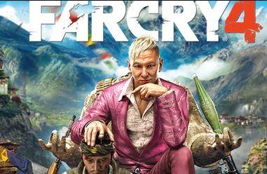 4. Far Cry 4