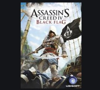6. Assassins Creed 4: Black Flag