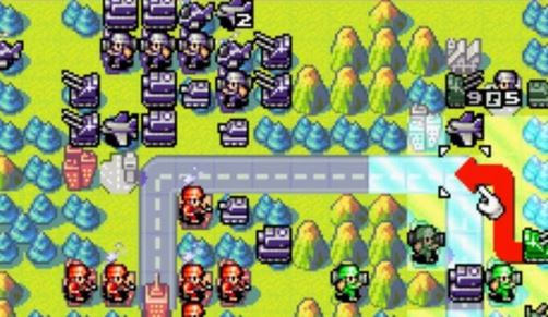 6. The Advance Wars Series