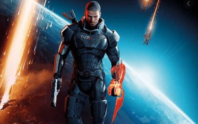 7. Mass Effect 3