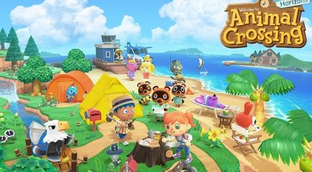 14. Animal Crossing