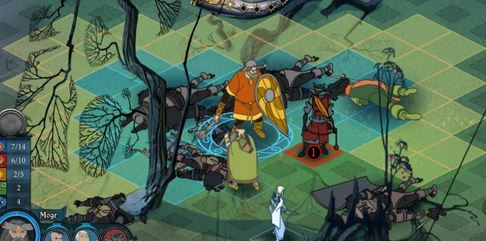 8. The Banner Saga Trilogy